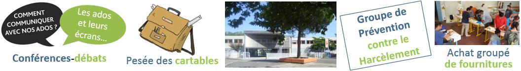 Conseil Local FCPE du collège André Malraux